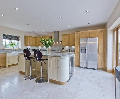 kitchen house build enhance construction developement warwickshire