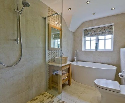 guest en-suite bathroom house build enhance construction developement warwickshire